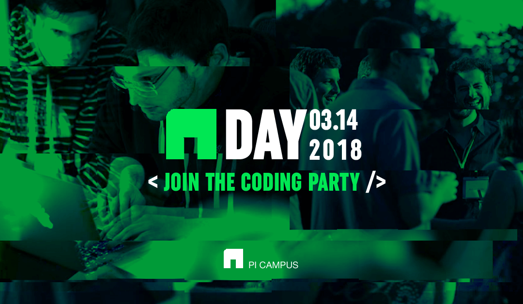 Pi Day Coding Party