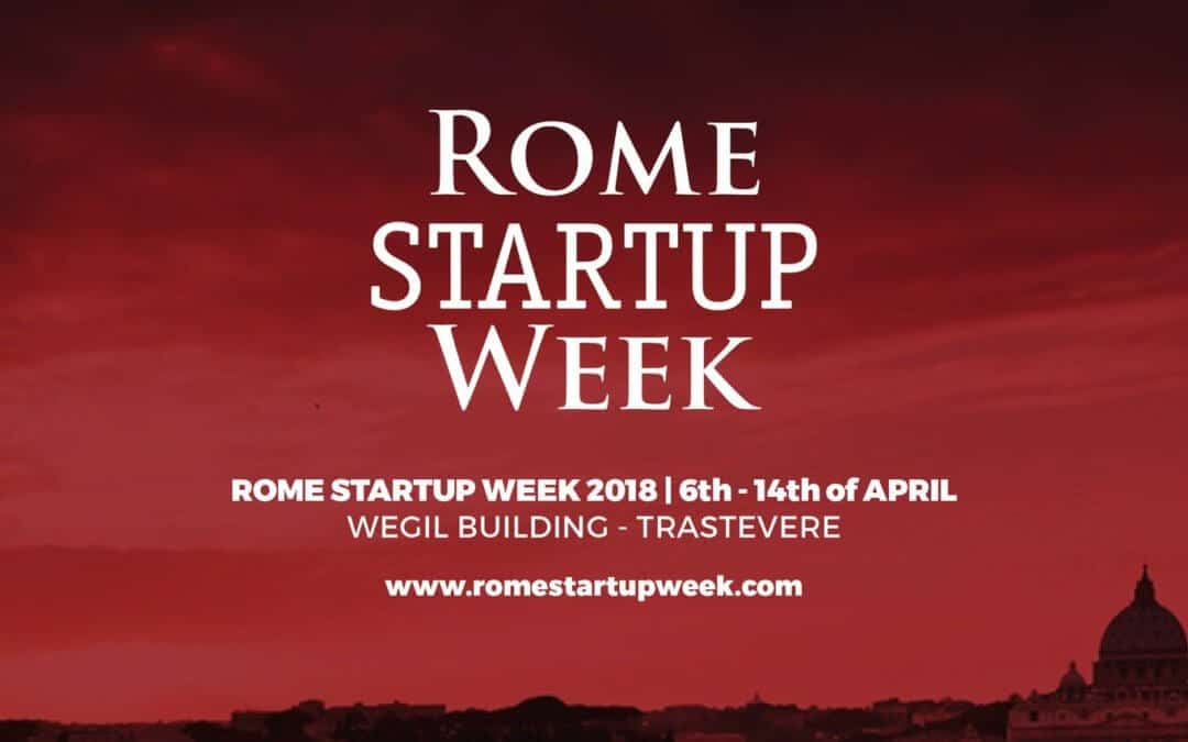 Pi Campus at Rome Startup Week