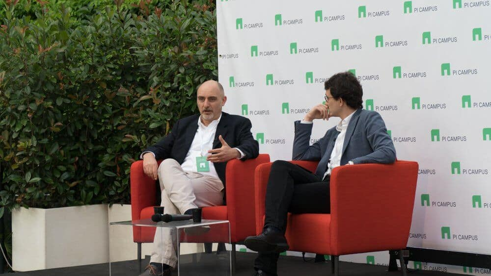 Fireside Chat with Carlo Gualandri