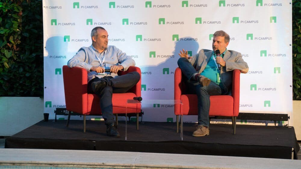 Fireside Chat with Roberto Bonanzinga