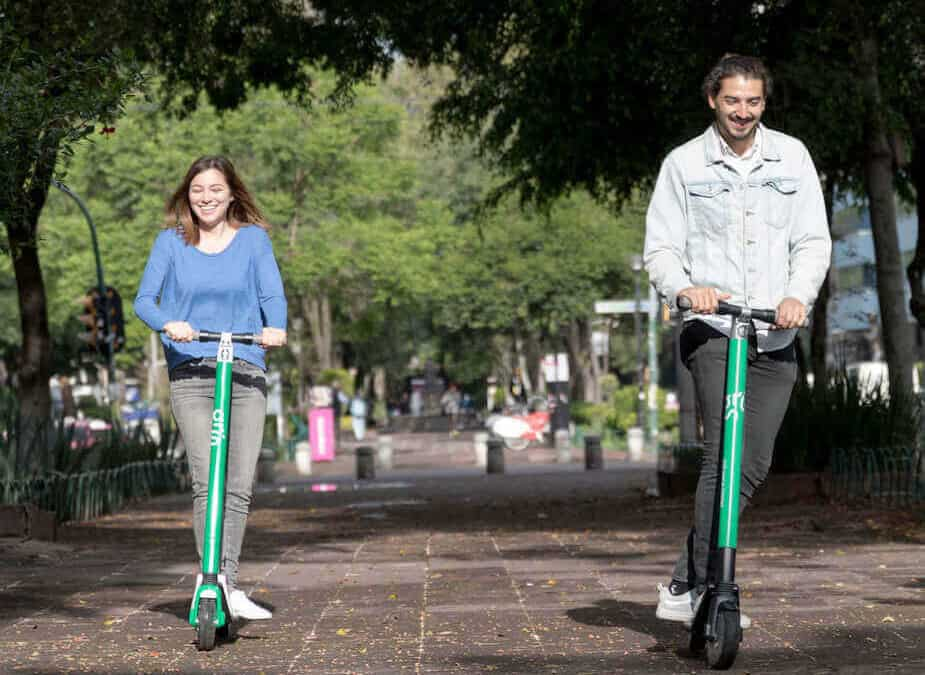 Welcome to Grin, a startup which brings the e-scooter revolution to the Latin America
