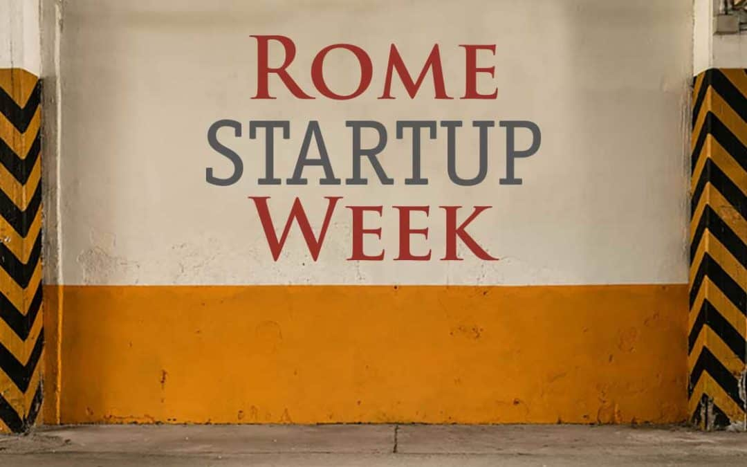 Pi Campus at Rome Startup Week 2019